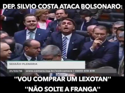 Silvio Costa enquadrou Bolsonario!