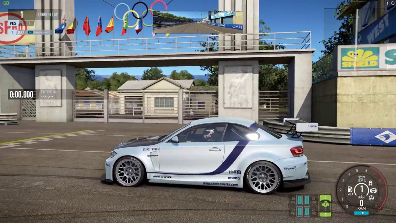 Project CARS 2 - BMW 1 Series M Coupe StanceWorks Edition 2011 ...