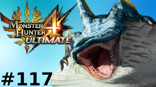 Monster Hunter 4 Ultimate Multiplayer -- Part 117: Giant Stupid Boy & Rath Pair (May DLC Quests 2)