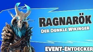 Ragnarök - Mythischer Entdecker [NEU] | Fortnite Rette die Welt