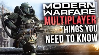 Download Modern Warfare 2019 Multiplayer - 7 Things You NEED TO KNOW Mp3 and Videos