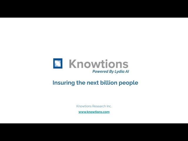 SparkLabs Taipei DemoDay 5 - Knowtions Research