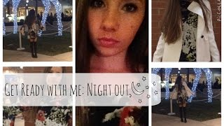Get Ready With Me: Night Out Thumbnail