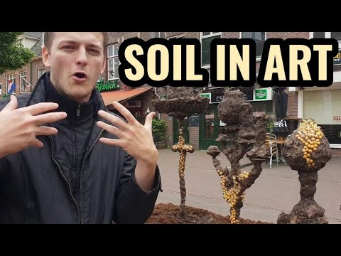 SOIL ART INSTALLATION in the Netherlands
