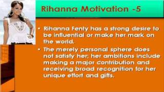 Rihanna - Motivation