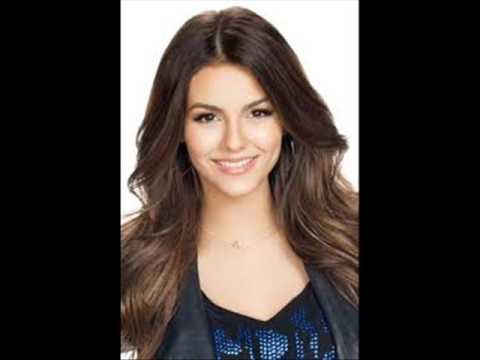 Victoria Justice - Five fingez to the face P.s Pozdrawiam Dobrowsławe Stranc