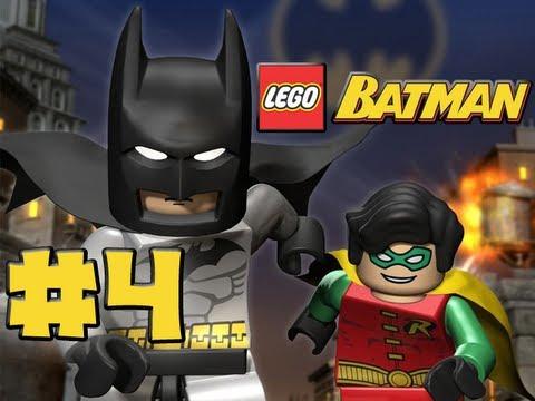LEGO Batman - Episode 4 - A Poisonous Appointment (HD Gameplay Walkthrough)