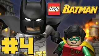 LEGO Batman - Episode 4 - A Poisonous Appointment (HD Gameplay Walkthrough)