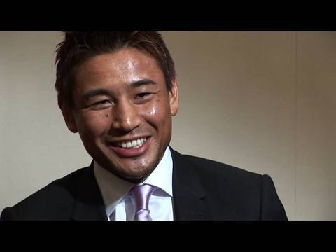 Masato's Special Interview