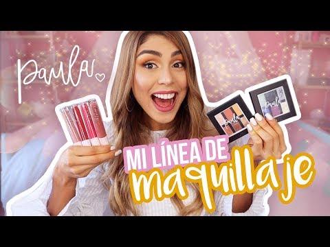MI LINEA DE MAQUILLAJE 💖: PAULA By Pautips!