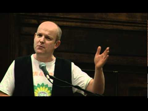 Andrew Simms from the New Economics Foundation on consumerism