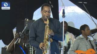 Fmr Cross River Governor Donald Duke Dazzles At Lagos Jazz Music Festival