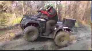 Sarazás quad élményajándék túrán