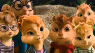 do it again - chipmunks and chipettes