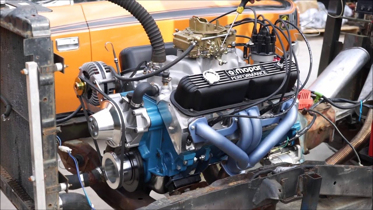Best Chevy Small Block To Build