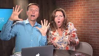 Join Dr. Berg and Karen Berg for a Q&A on Keto thumbnail