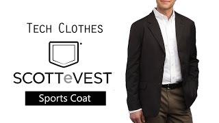 Tech Clothes | Scott Vest - Sports Coat