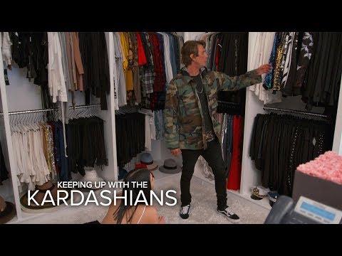 KUWTK | Kim Kardashian West & Jonathan Cheban Raid Khloe's Closet | E! Mp3