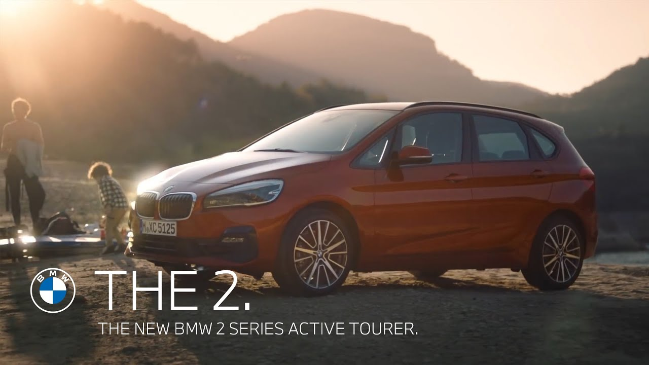 The new BMW 2 Series Active Tourer ficial launchfilm