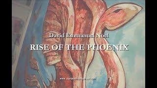 David Emmanuel Noel  Rise of the Phoenix (Commissioned mural)