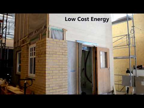 Low Cost Energy House