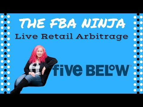 Five Below Need I Say More - Live Arbitrage in Action