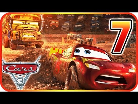 Cars 3: Driven to Win Walkthrough Gameplay Part 7 (PS3, X360, PS4, XOne, WiiU, NS)