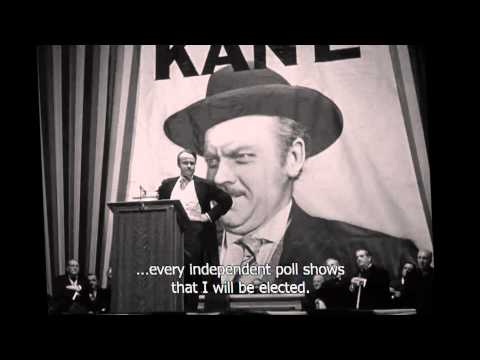 Orson Welles movies - Citizen Kane - Citizen Kane movie
