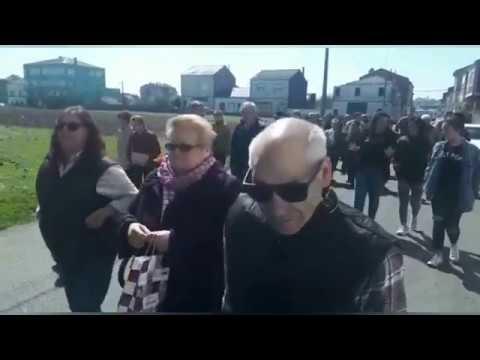 Los vecinos de As Gándaras vuelven a manifestarse contra los okupas