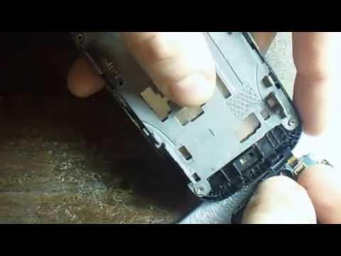 Samsung GT-B5722 - Разборка