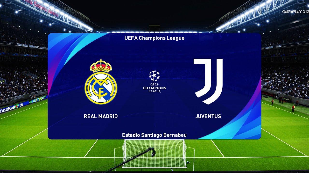 Real Madrid Vs Juventus 2021