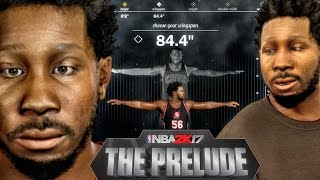nba 2k17 prelude my career gameplay player creation face scan ep 1