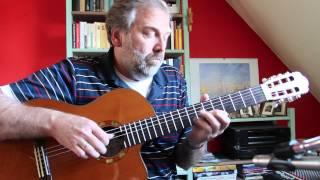 "Gerhard Gschossmann - ""Li´l´ Darlin´ "" - (Neil Hefti, Count Basie) - fingerstyle solo guitar"