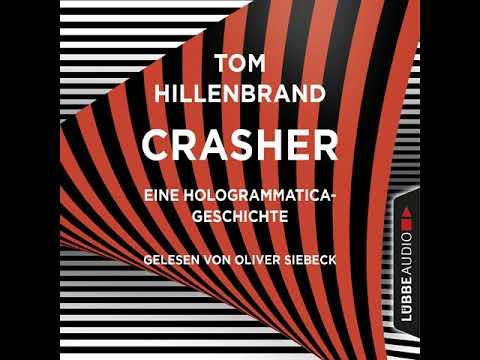 Crasher YouTube Hörbuch Trailer auf Deutsch