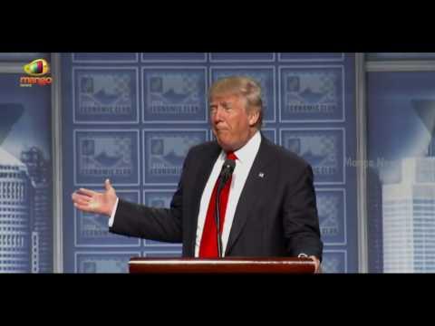 Donald Trump Unveils Detailed Economic Policy Plan   Detroit Economic Club   Mango News