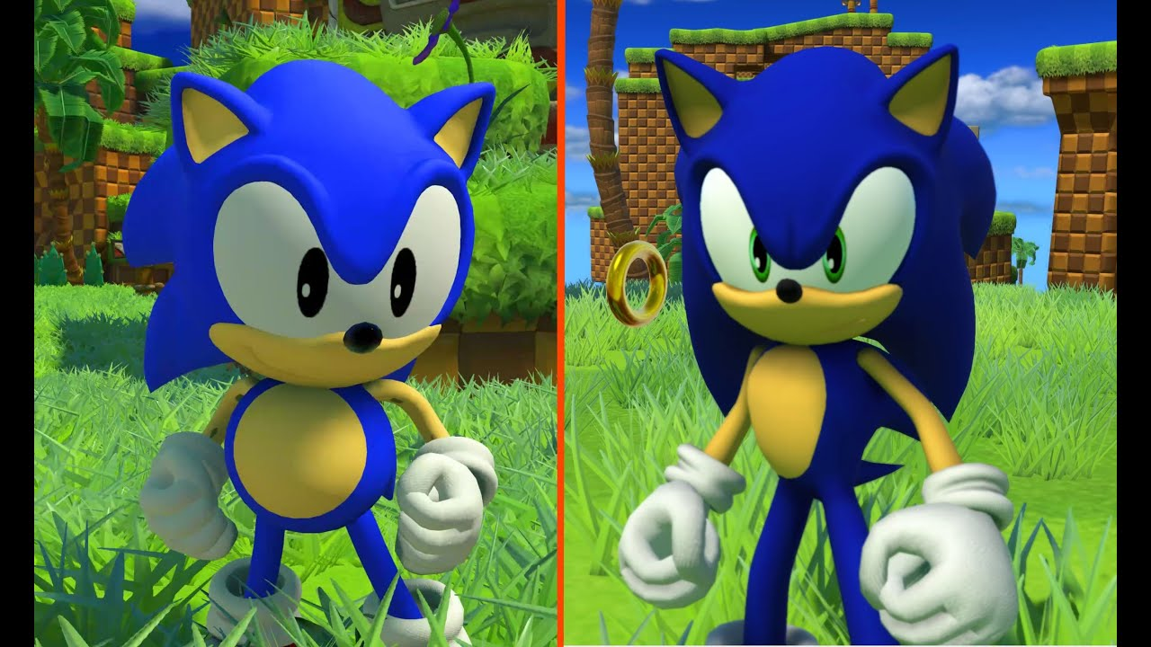 Sonic Forces - Generations Edition