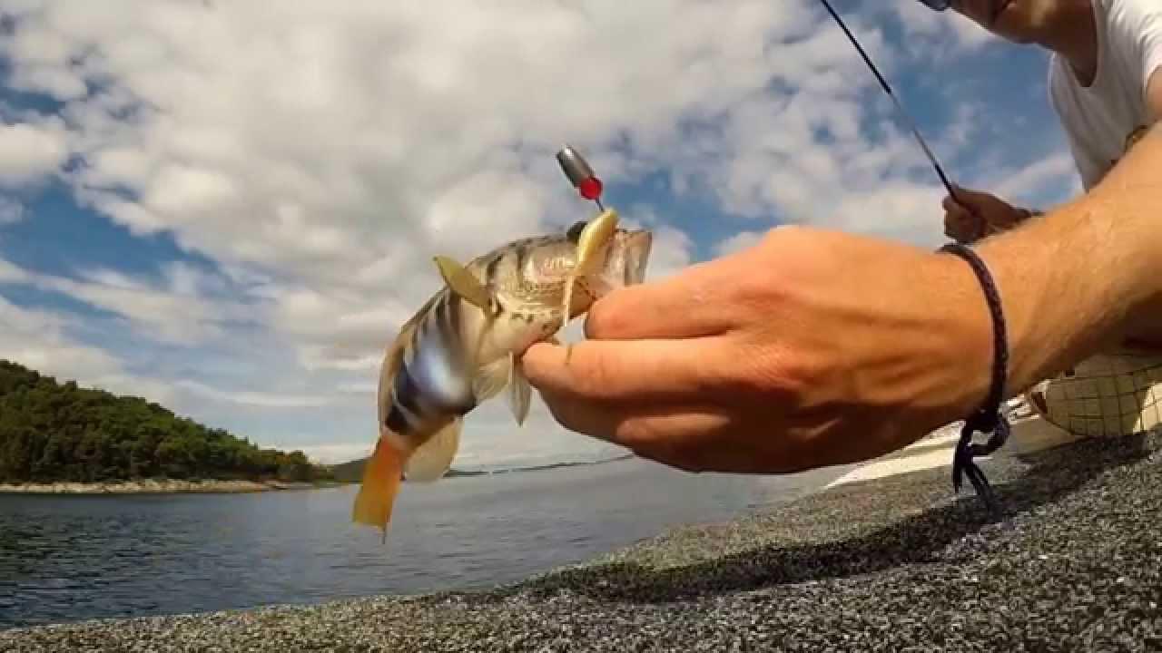 Light rock fishing croatia youtube for Fishing in croatia
