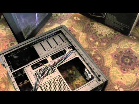 видео: Я собираю компьютер. (#2) Корпус zalman z9 u3 black  (без БП)