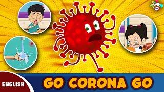 Watch 'go corona go | coronavirus symptoms how to protect yourself fun learning puntoon kids english' teach your keep themselves safe du...