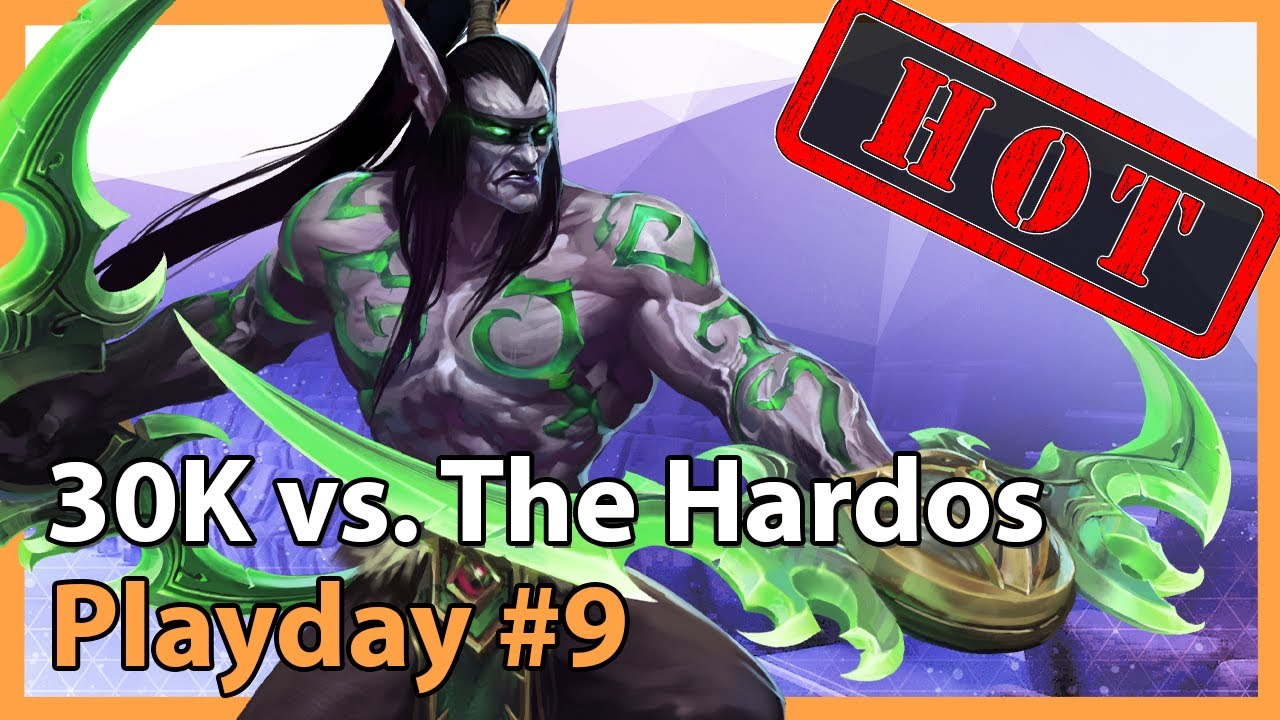 Hardos vs. 30K - MC - Heroes of the Storm Tournament 2021