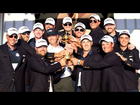 Morning Drive: The Ryder Cup Belongs to the USA 10/3/16 | Golf Channel