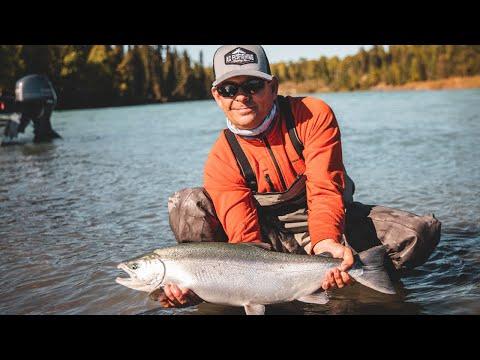 Alaska With AC Fly Fishing