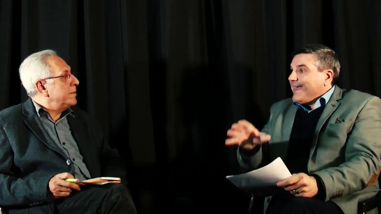 Desde la Matrix, entrevista a Jose de DDLA (Detrás de lo Aparente)