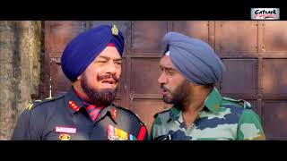 best punjabi comedy scenes b n sharma cross connection new punjabi movie funny clips 2015