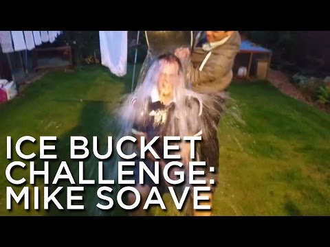 2014-08-21 'Ice Bucket Challenge: Mike Soave'