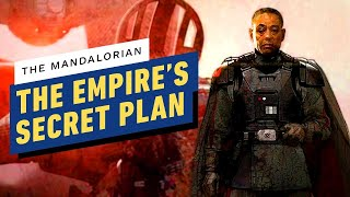 The Mandalorian Season 2: The Truth Behind The Empire's Secret Plan - Star Wars Canon Fodder