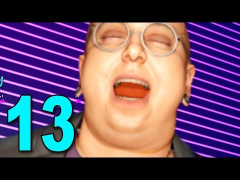 Watch Dogs 2 - Part 13 - THIS LADY IS INSANE!