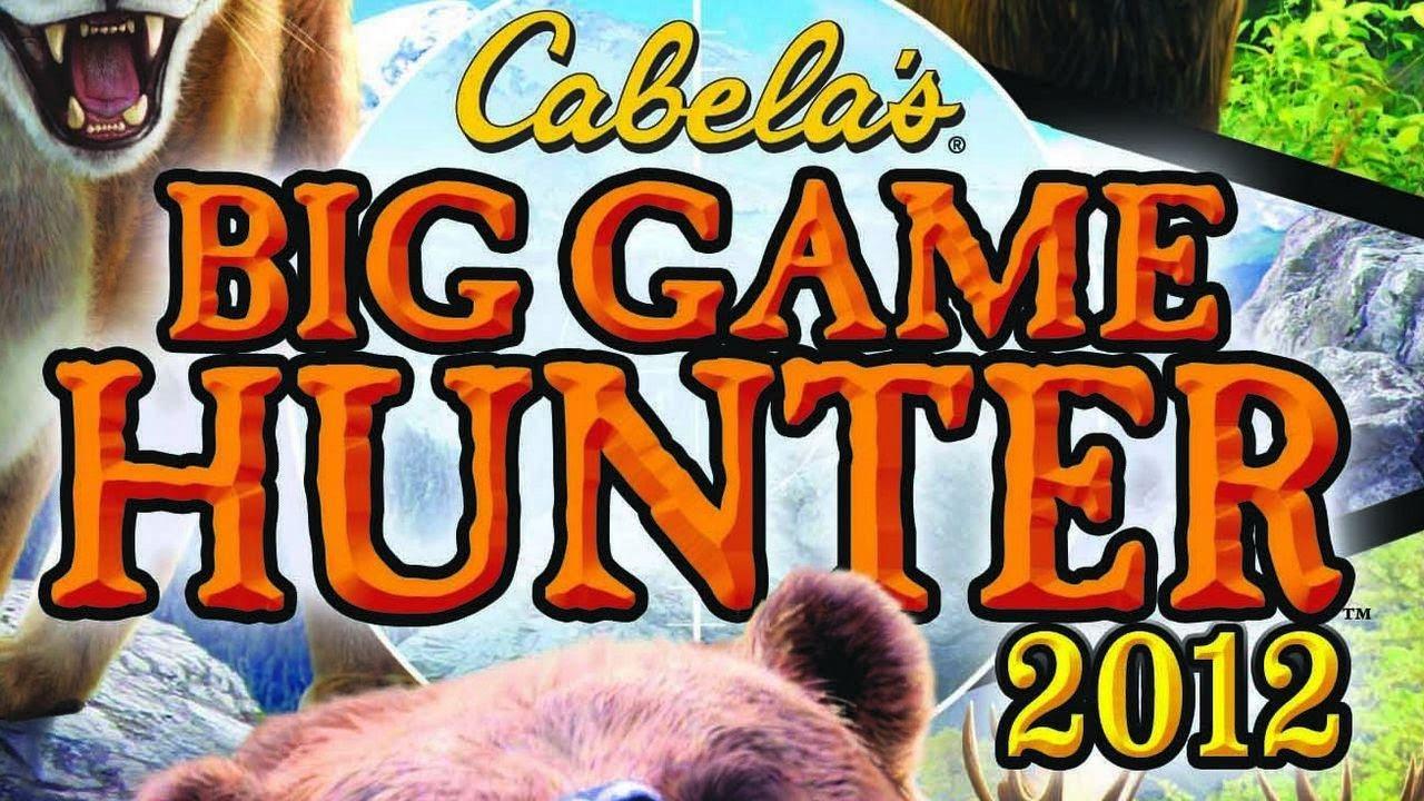 Cabela's Big Game Hunter 2012 - Official Activision Trailer 2