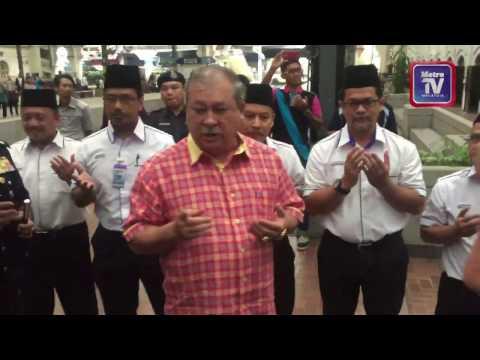 'Saya rasa terhina' - Sultan Johor