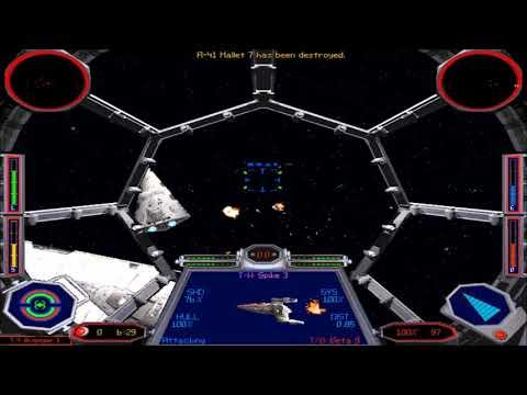 X-Wing vs TIE Fighter: Airam Prisoner Capture (Imp Campaign Mission 1) |